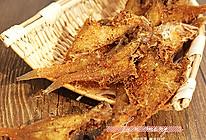 【酥炸迷你偏口鱼】--椒盐味的休闲海味零食的做法