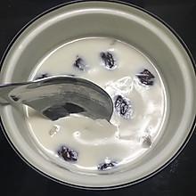 鱼胶鲜奶冻(花胶奶冻)