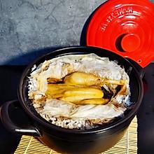 黑乐砂锅盐焗鸡,好吃到添手指