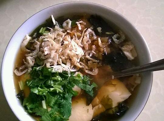 简易豆腐花的做法