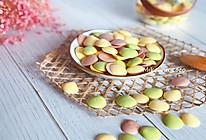 宝宝辅食—果蔬蛋黄溶豆(8+)的做法