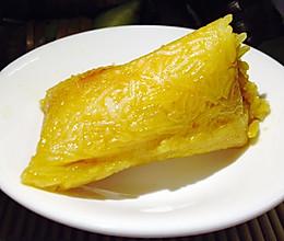 想学包端午粽子的一定要看看--超详细包四角碱水粽步骤的做法