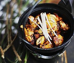 干锅香辣牛蛙的做法