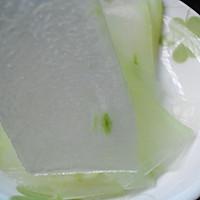 水晶冬瓜卷的做法图解6