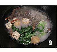 鸭血粉丝汤的做法图解9