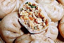 全麦麻辣豆腐包子 减重主食代餐!低脂低卡饱腹的做法