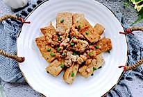 #我要上首焦#家常煎豆腐的做法