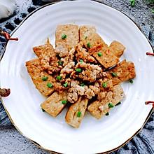 #我要上首焦#家常煎豆腐