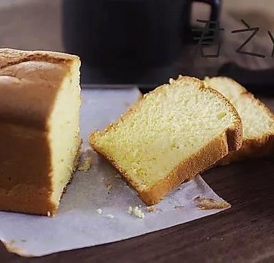 做蛋糕的方式,简单点 | 蜂蜜海绵蛋糕