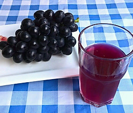 葡萄汁的做法
