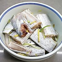 #精品菜谱挑战赛# 清蒸带鱼的做法图解4