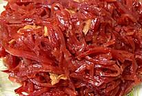 肉炒红菜头的做法