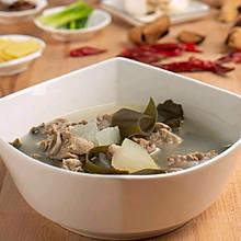 米博版冬瓜海带排骨汤