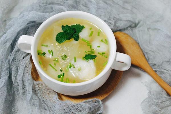 巴沙鱼冬瓜靓汤的做法