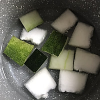 #花10分钟,做一道菜!#冬瓜薏米糊的做法图解1