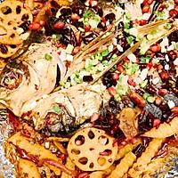 #一人一道拿手菜#麻辣烤鱼的做法图解10