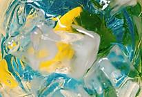 薄荷香茅柠檬水的做法