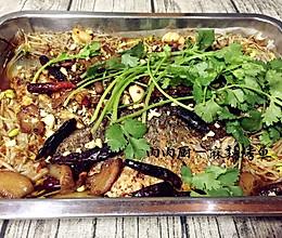 正宗重庆万州烤鱼#肉肉厨的做法