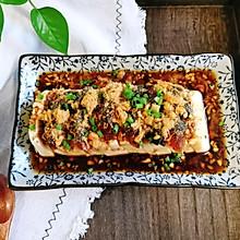 肉松皮蛋豆腐#夏日开胃餐#