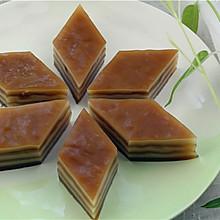 夏日小清新---椰汁马蹄糕