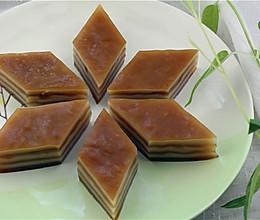 夏日小清新---椰汁马蹄糕的做法
