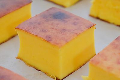 豆腐块巴斯克蛋糕