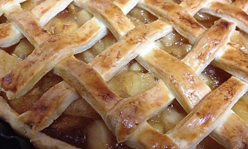 吃了就会温暖的苹果派的做法