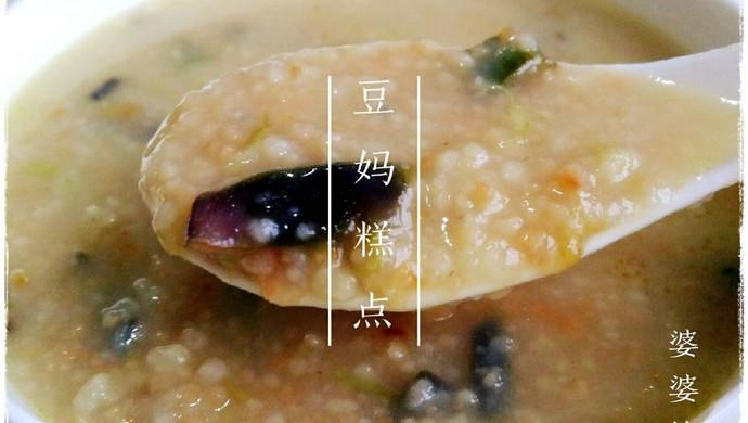 【婆婆的茄子汤】——朴实无华的美味,这样的茄子你可曾吃过