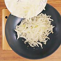 小羽私厨之醋溜白菜的做法图解3