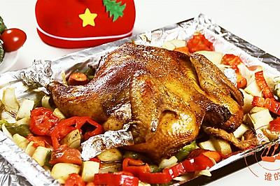 圣诞餐桌必备佳肴