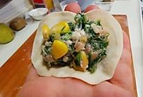 喜欢荠菜饺子的味道的做法