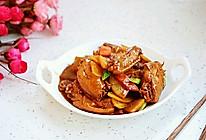 诱人又解馋的家常美味 | 土豆烧鸡翅的做法