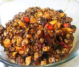 拌饭拌面的万能酱——香菇肉酱的做法