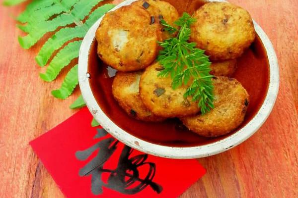 大喜大牛肉粉试用之葱香牛肉土豆饼的做法