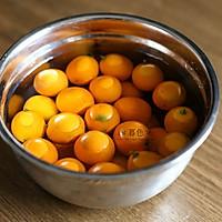 冬季润喉之金桔酱的做法图解1