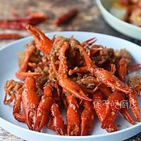 蒜香小龙虾的做法图解7