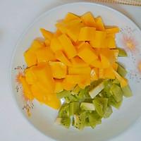 红豆水果西米露的做法图解4