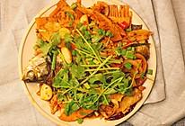烤箱版·自制麻辣烤鱼的做法