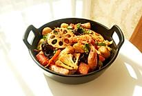#餐桌上的春日限定#超简单又好吃的麻辣香锅的做法