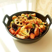 #餐桌上的春日限定#超简单又好吃的麻辣香锅