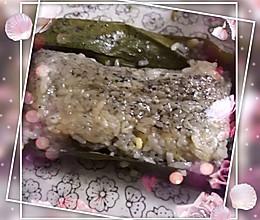 灰米粽子的做法
