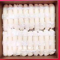 椰香软排包的做法图解10