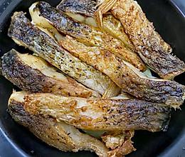 香煎鱼腩(&蒜香鱼腩)的做法