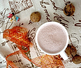 #尽享安心亲子食刻# 核桃葡萄燕麦浆的做法