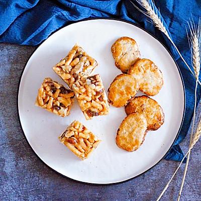 怀旧老味道:古早味沙琪玛&惹味鸡仔饼
