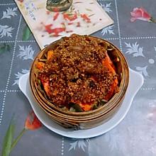 #中秋团圆食味#川香粉蒸排骨