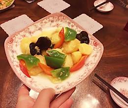 四喜兜福(滑溜日本豆腐)#均衡年夜饭#的做法