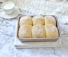 椰蓉咖啡豆沙面包的做法