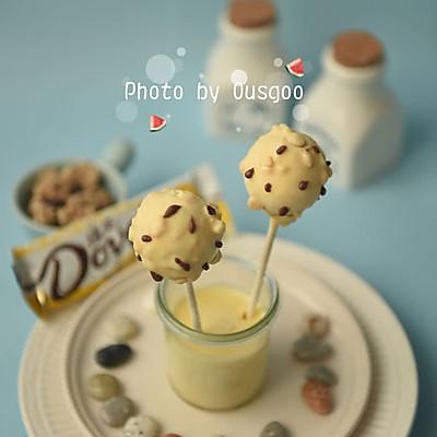 德芙巧克力冰激凌棒棒糖