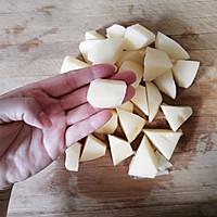 #父亲节,给老爸做道菜#胡萝卜土豆炖牛腩的做法图解3